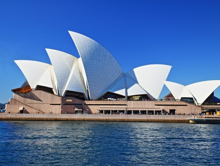 Sydney Opera House Under Blue Sky During Daytime