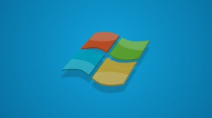 Desktop Wallpaper: Windows Logo
