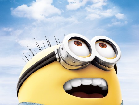 Bob The Minion Graphic Art
