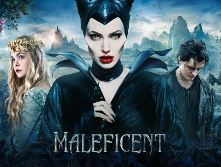 Maleficent Disney Villain Angelina Jolie