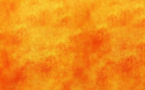 Desktop Wallpaper: Orange Flame Wallpap...