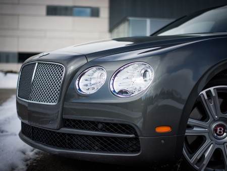 Black Bentley Continental · Free Download