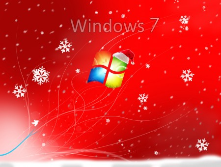 Windows 7 Illustration