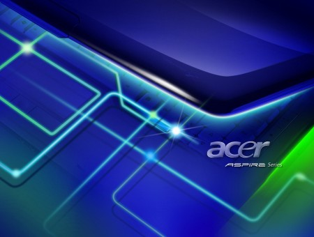 Photo Of Acer Aspire Screen