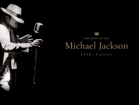 The King Of Pop Michael Jackson 1933-forever