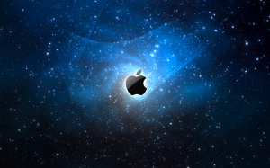 Desktop Wallpaper: Apple Logo Wallpaper