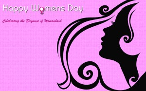 Desktop Wallpaper: Happy Womens Day Cel...