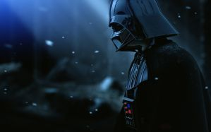 Desktop Wallpaper: Star wars darth vade...