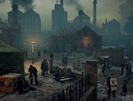 Assassin's creed syndicate game