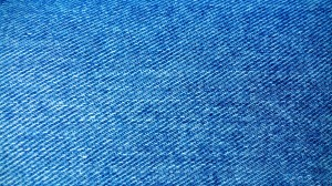 Desktop Wallpaper: Blue denim textile