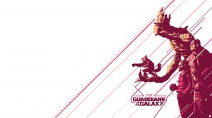Desktop Wallpaper: Guardians of the gal...