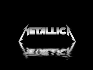 Desktop Wallpaper: Metallica logo