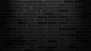 Desktop Wallpaper: Gray and black brick...