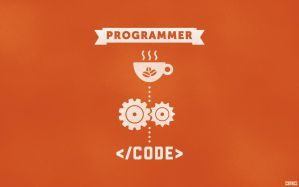 Desktop Wallpaper: Programmer code