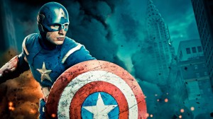 Desktop Wallpaper: Captain America