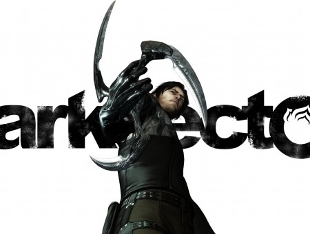 Dark Sector game wallpaper