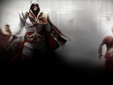 Assasin's Creed 2 game wallpaper 4