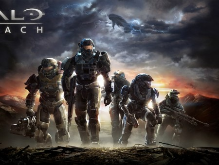Halo game wallpaper