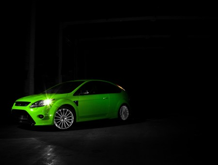 Gren Ford Focus RS