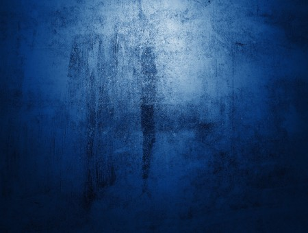 Blue stone texture wallpaper