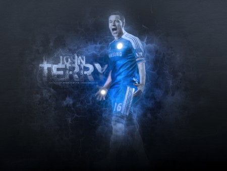 john terry the iron man