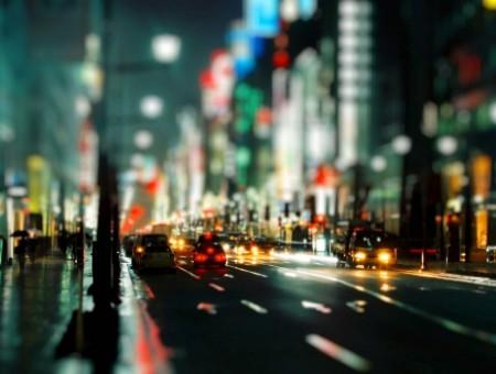 Street In Life