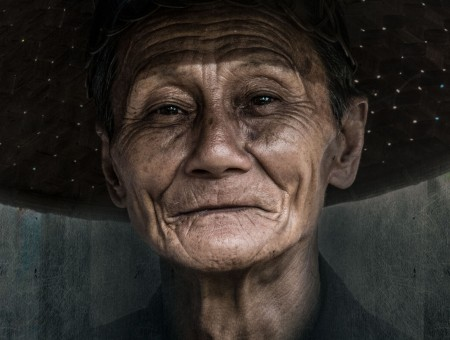 Old china man