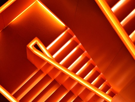 Lights stairs