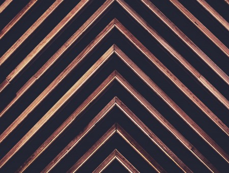 Corrugated pattern