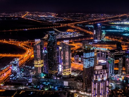 Amazing view Dubai
