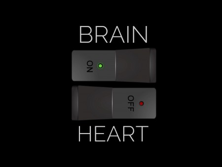Off Heart On Brain