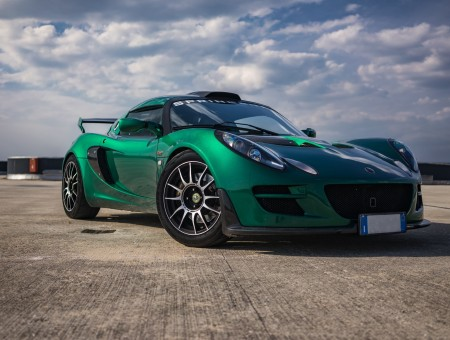 Green Lotus cup 300
