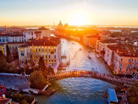 Italy Grand Canal